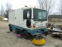 Tennant Model 830 Sweeper
