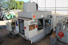 FZ-12-W/FZ18 Chiron 4 axis CNC