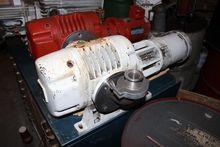 WA-250 Leybold Heraeus Ruvac WA