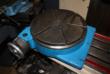 "Hauser 15 11/16"" Rotary Table"