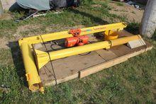 B25-SP Contrx 500 lbs. Jib Cran