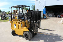 J40XL Hyster Electric 4,000 lbs
