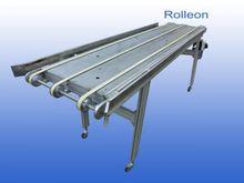 Conveyor belt uses 48 cm