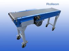 Conveyor belt uses 30 cm