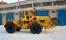 Bulldozer wheel K-703MA