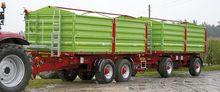 Transportation trailers - tande