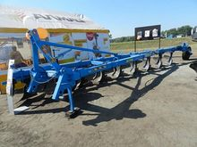 Semi-mounted plow FINIST PP 9-3