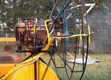 Sprayer fan type MAR-5