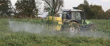 Mounted sprayers EKO