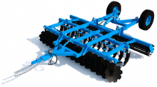 Disc harrow BDP DANA 4 × 2