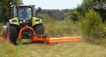 KANGU rear-mounted mulcher SIDE