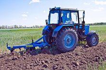 Plow mounted FINIST PLN 3-35
