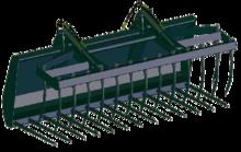 Forks capture silos 2,05 m H