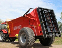 Fertilizer spreader Metal-Fach