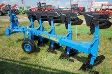 Reversible plow PERESVET MON 4