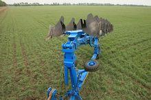 Reversible plow PERESVET TCO 5