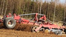 Arable-sowing disc harrow U710