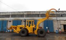 Loader with jaw grip K-701 PF-1