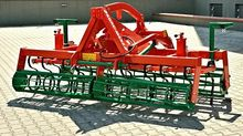Seedbed cultivator AS