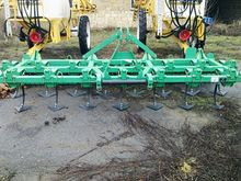 Cultivator Bomet mounted withou