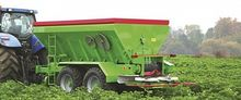 Trailed fertilizer spreaders RC