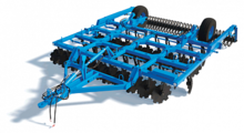 Disc harrow DANA BDP 4x4