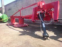 Wirax mower 1.85 m