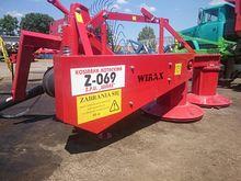 Wirax mower 1.35 m