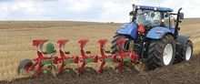 Ploughs mounted reversible IBIS