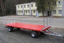 Flatbed CYNKOMET T608, T608 / 1