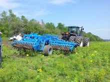 Chisel plow SVAROG IF-6
