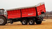 Agricultural trailers 1,5-18 to