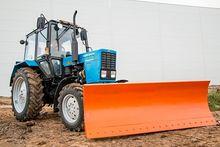 Bulldozer hydraulic turn