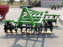 Disc harrow Bomet