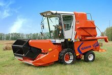 Breeding SR2010 harvester
