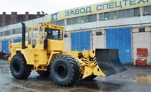 Universal wheel bulldozer K-702