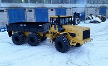 Tractor triaxial КТ5703 PETRA-F