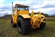 Tractor Kirovets K-701 (300 hp)