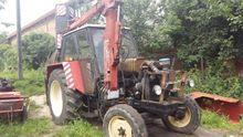 1977 Zetor 8011 Farm Tractors