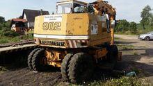 1982 Liebherr 902 Wheeled excav