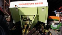 1998 Claas 1200 Large square ba
