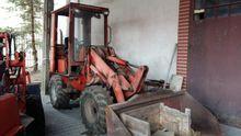 Weidemann 2002 Compact loader