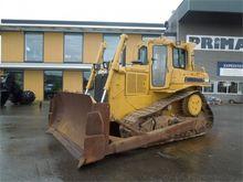 1986 Caterpillar D6 16707