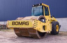 2013 Bomag BW 5551