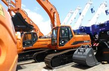 New 2015 Doosan S255