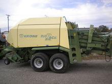 Used 2003 KRONE BP12