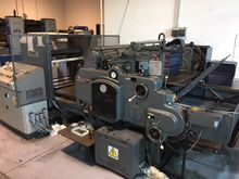 1961 HEIDELBERG SBG with HOT FO