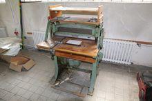 1970 BICKEL Perforating machine