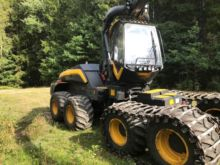 2015 Ponsse Scorpion Harvester