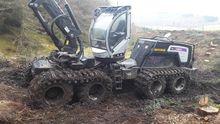 2014 Logset 8HGTE 8WD Harvester